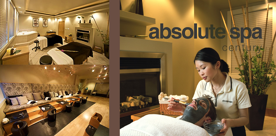 Absolute spa in the century plaza hotel century plaza for A salon century plaza