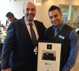 Century-Plaza Concierge Abdoul – His Story