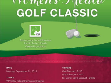 Women's Media Golf Classic